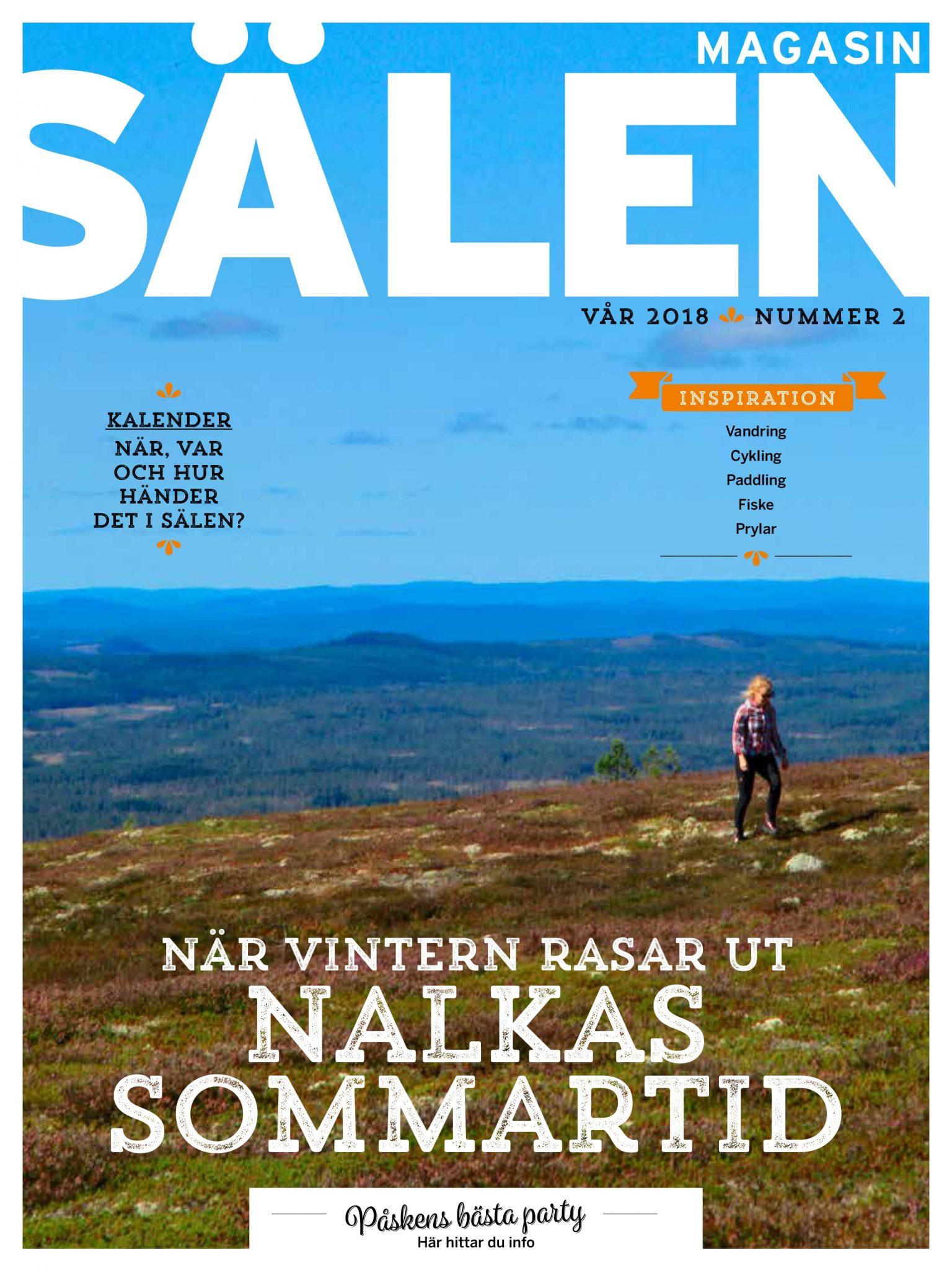 Vår nummer 2018 Magasin Sälen