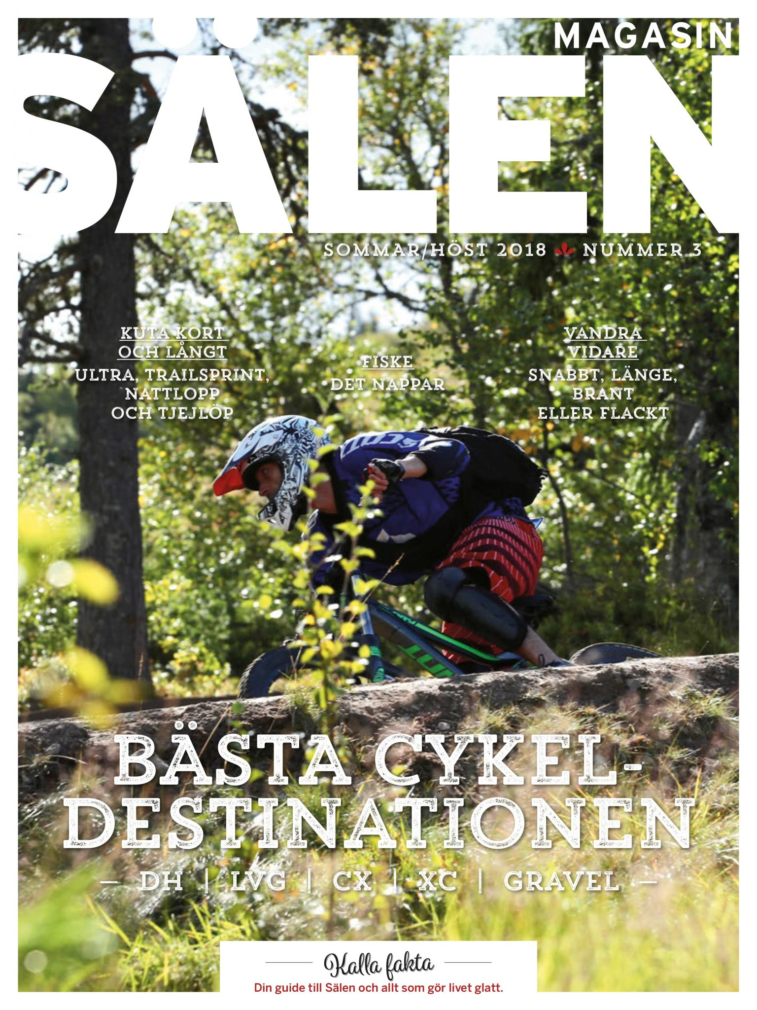Magasin Cover page